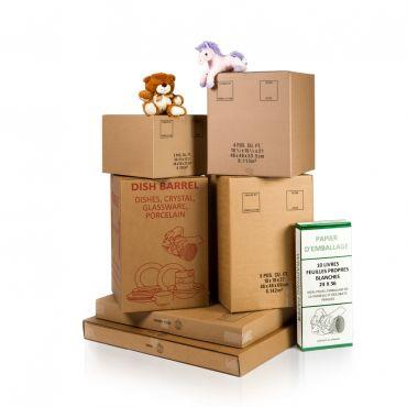 Moving Box Ensemble