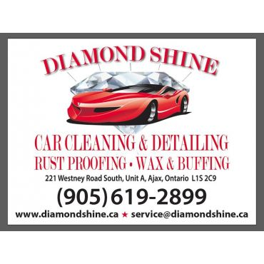 Diamond Shine Car Cleaning & Detailing Inc logo