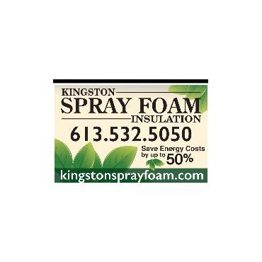 Kingston Spray Foam Insulation PROFILE.logo
