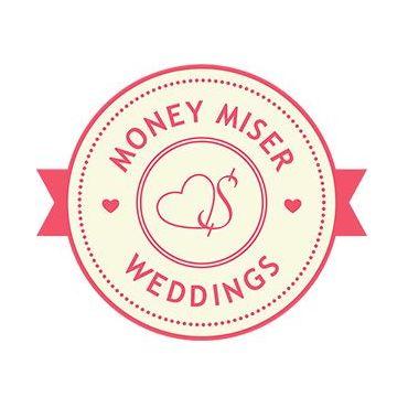 Money Miser Weddings logo