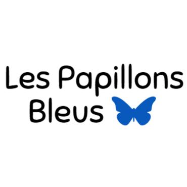 Les Papillons Bleus PROFILE.logo