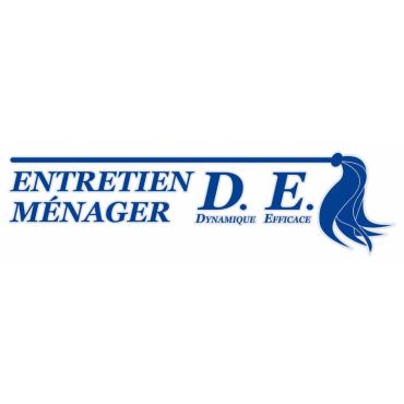 Entretien Ménager D E PROFILE.logo