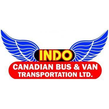 IndoCanadian Bus & Van Transportation Ltd (Red Deer) PROFILE.logo