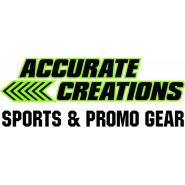Accurate Creations: Sports and Promo Gear PROFILE.logo