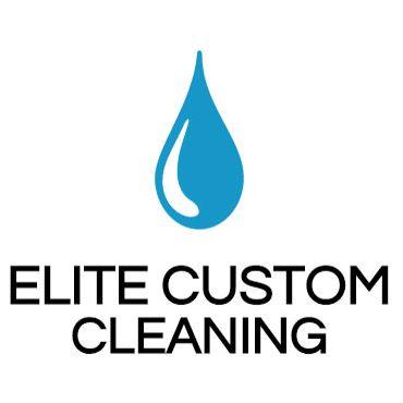 Elite Custom Cleaning logo