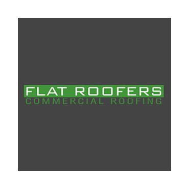 Flat Roofers logo
