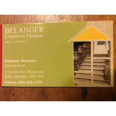 Finition Bélanger Enr logo