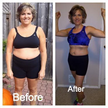 $500 winner for her transformation!