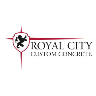 Royal City Custom Concrete PROFILE.logo