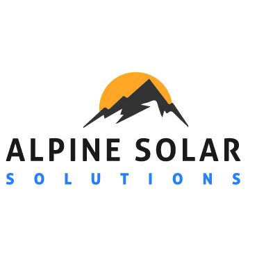Alpine Solar Solutions logo