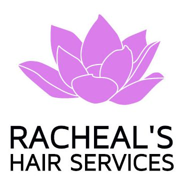 Racheal's Hair Services logo
