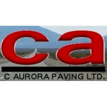 C. Aurora Paving logo