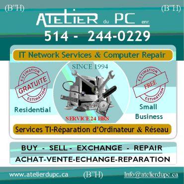 Atelier Du PC Enr logo