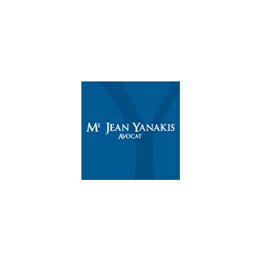 Me Jean Yanakis Avocat logo