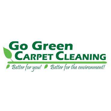 Go Green Carpet Cleaning logo