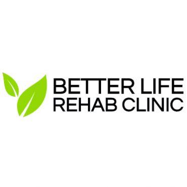 BETTER LIFE REHAB CLINIC. logo