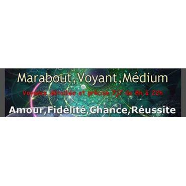 MARABOUT VOYANT logo
