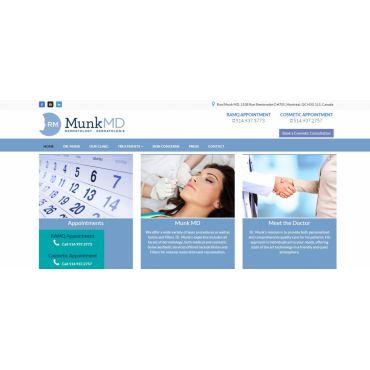 Dermatology Web Design and Development