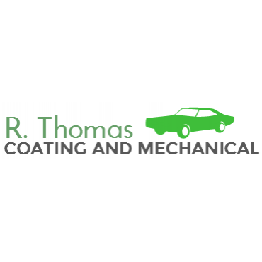 R. Thomas Coating and Mechanical logo