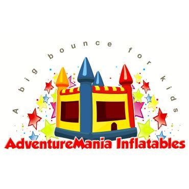 AdventureMania Inflatables logo