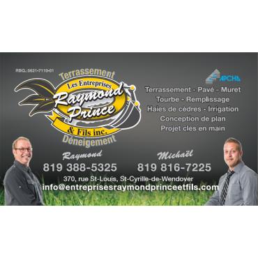 Les Entreprises Raymond Prince & Fils inc. logo