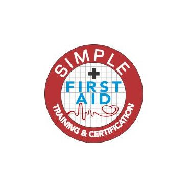 Simple First Aid: Training & Certification logo