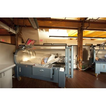 Hyperbaric Treatment Chamber