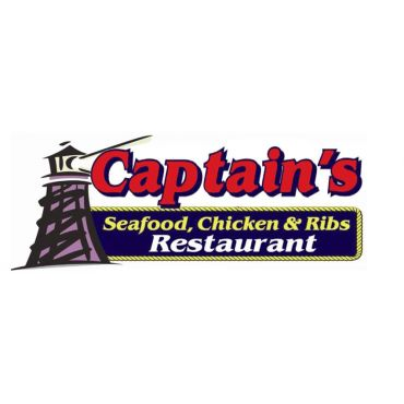 Captain Seafood Chicken and Rib Restaurant PROFILE.logo