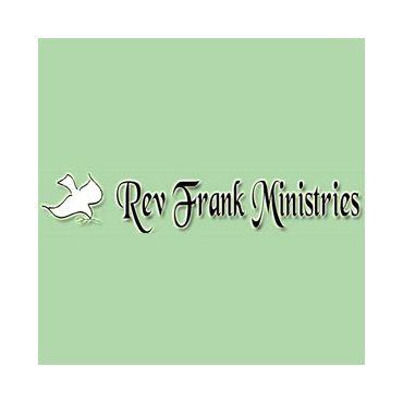 Rev. Frank Ministries logo