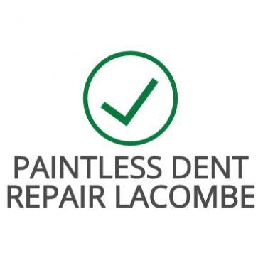 Paintless Dent Repair Lacombe logo