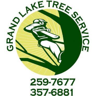 Grand Lake Tree Service logo