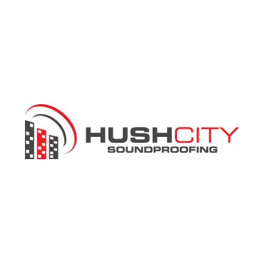 Hush City Soundproofing logo