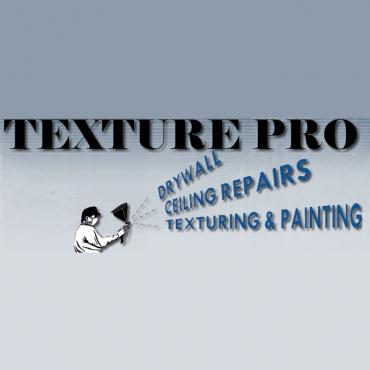 Texture Pro Drywall & Ceiling Texturing Repair logo