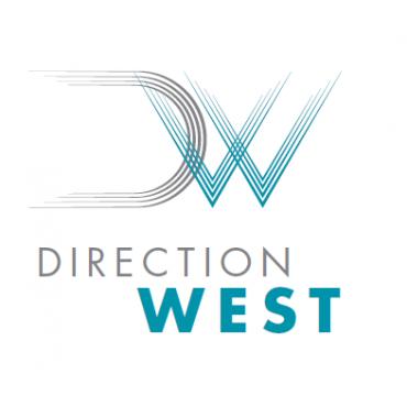 Direction West logo