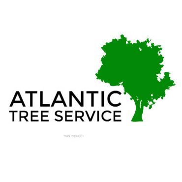 Atlantic Tree Service logo