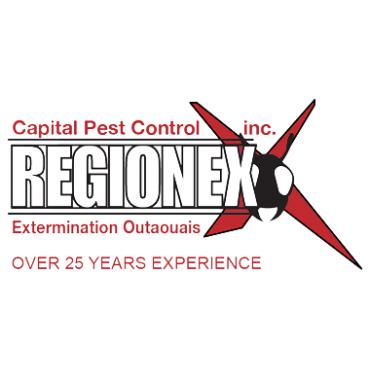 Regionex Extermination Inc. logo