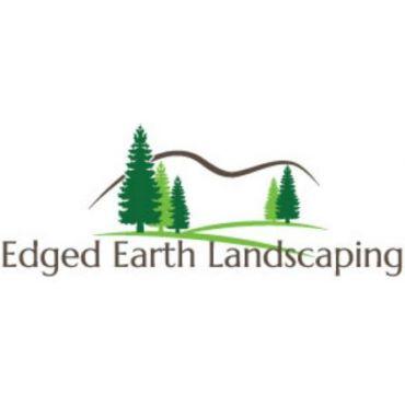 Edged Earth Landscaping PROFILE.logo