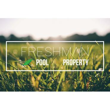 Freshman Pool & Property logo