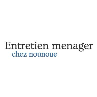 Entretien Menager Nounoue logo