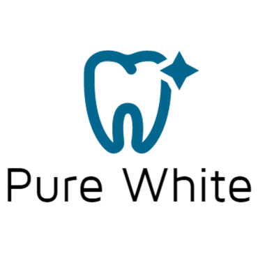 Pure White Mobile Whitening & Hygienist Services PROFILE.logo