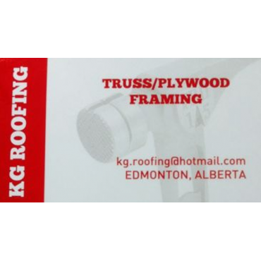 KG Roofing & Framing in Sherwood Park, AB | 7802782313 | 411.ca