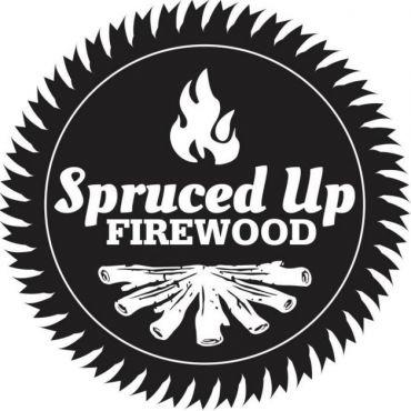 Spruced Up Firewood logo