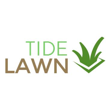 Tide MOM Lawn logo