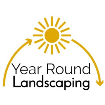 Year Round Landscaping logo