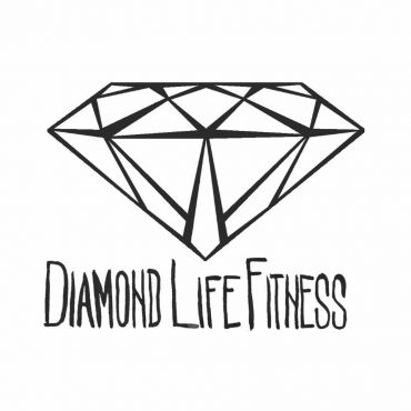 Diamond Life Fitness logo