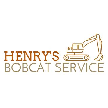 Henry's Bobcat Service PROFILE.logo