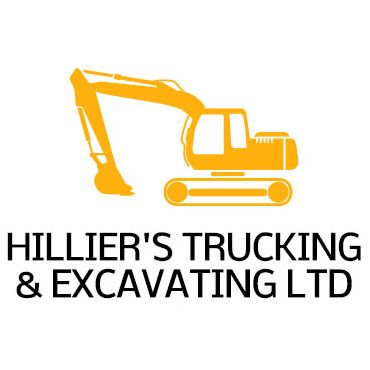 Hillier's Trucking & Excavating Ltd. PROFILE.logo