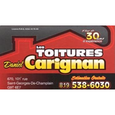 Les Toitures Daniel Carignan Inc PROFILE.logo