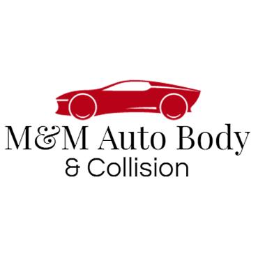 M&M Auto Body & Collision PROFILE.logo