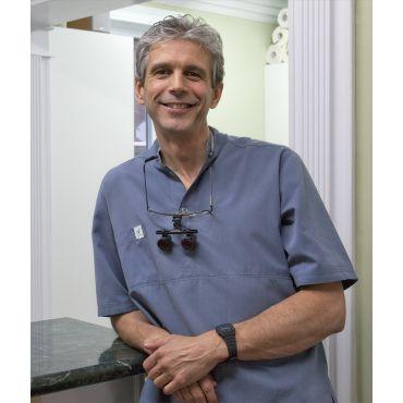 Dr Michael Paltsev -dentist at Jane and Bloor logo